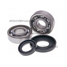 crankshaft bearing set 20mm for Vespa PK, XL