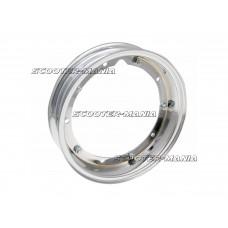 rim chromed 10 inch (2.10x10) for Vespa 50-125