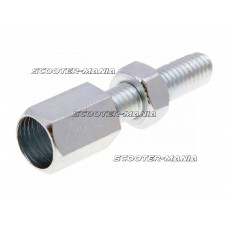 adjusting screw M5x28mm for gear cable
