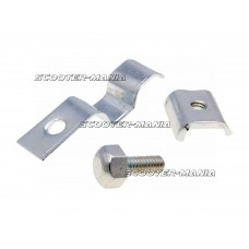 headlamp securing clamp for Vespa ET3, Primavera, Vespa 50, 90