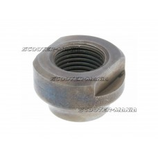 front wheel axle cone nut M11 for Vespa SI, Ciao, Grillo, Bravo, Boss, Piaggio Zip, Free, Easy Moving
