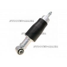 front shock absorber Carbone Standard 200mm silver / black for Vespa 50, Primavera, ET3, PK 50