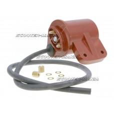 ignition coil (outside) for Vespa GL, GS, Rally, VBA, VBB 150-180 (57-73)