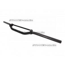 Enduro handlebar aluminum w/ crossbar black color 22mm - 820mm