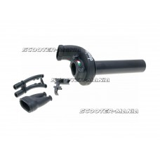 quick action throttle Domino KRE 03 off-road 2.6?/ 45mm black - universal