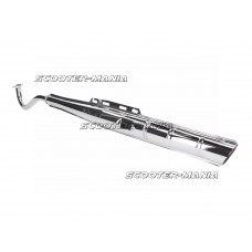 exhaust 22mm chromed for Puch Maxi 40km/h