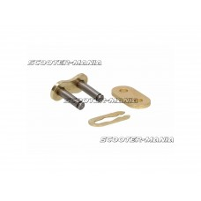 chain clip master link joint AFAM reinforced golden - A420 R1-G