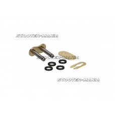 chain clip master link joint AFAM XS-Ring reinforced golden - A428 XMR-G