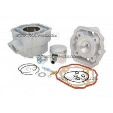 cylinder kit Airsal racing 76.6cc 50mm for Piaggio / Derbi engine D50B0