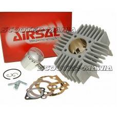 cylinder kit Airsal racing 68.4cc 45mm for Puch Automatic with long cooling fins