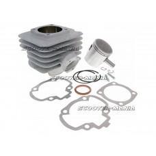 cylinder kit Airsal sport 105.3cc 52mm for Honda Yupi 90