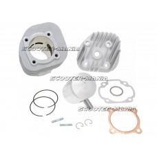 cylinder kit Airsal sport 117.2cc 56mm for Yamaha BWs, Aerox, Minarelli 100 2T