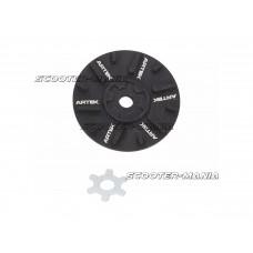 half pulley ARTEK K2 VCS ventilate control system incl. star washer for Minarelli