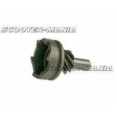 idle shaft gear / kickstart pinion gear - 7 splines for GY6 50cc 139QMB/QMA