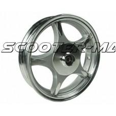 front rim aluminum 5-spoked star for disc brake