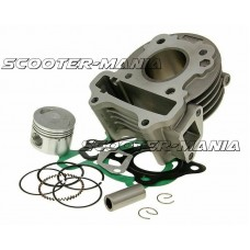 cylinder kit 50cc for GY6, Kymco 4-stroke, 139QMB/QMA