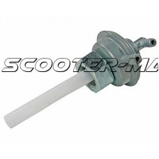 auto fuel tap 16mm M16x1.5 for metal tank (old type) for Kymco, SYM, GY6