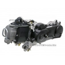 engine complete for 12 inch wheel, 788mm drive belt, SAS, rear drum brake for 139QMB 50cc