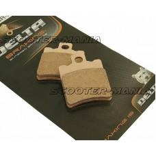 brake pads Delta Braking sintered DB2014SR (S10)