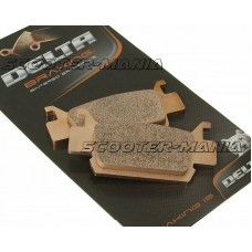 brake pads Delta Braking sintered DB2015QD