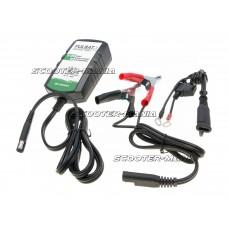 battery charger Fulbat Fulload FL1000 for 6V / 12V lead-based, MF, gel, 2-60Ah