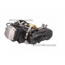 engine complete short version for rear drum brake, 743mm drive belt for GY6 125cc 152QMI