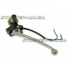 brake lever assy for rear drum brake for GY6 125/150cc