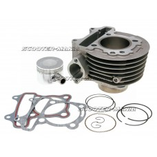 cylinder kit 125cc for China 4-stroke GY6 125 152QMI/157QMJ
