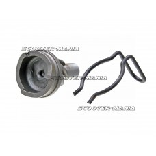 idle shaft gear / kickstart pinion gear 12.5mm for Peugeot