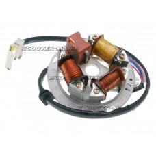 alternator stator / magneto ignition 6V for Simson S51, S53, S70, S83, Schwalbe, SR