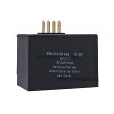 charge controller / flasher relay 6V 2x21W, 5A for Simson SR50