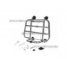 front luggage rack / carrier chromed for Vespa Primavera, Sprint 50-125cc (2013-)