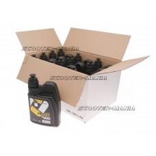 engine oil / motor oil 101 Octane semi-synthetic 2-stroke 12x 1 Liter