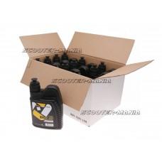 engine oil / motor oil 101 Octane semi-synthetic 4-stroke 10W40 - 12x 1 Liter