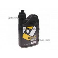 engine oil / motor oil 101 Octane semi-synthetic 4-stroke 10W40 - 1 Liter