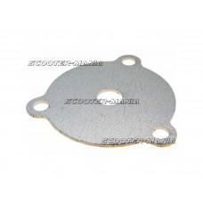 exhaust restrictor plate for Aprilia, Beta, Derbi, Rieju