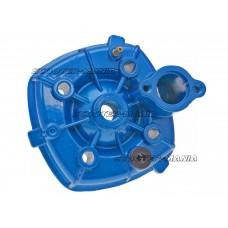 cylinder head 50cc blue for Piaggio LC tetragonal