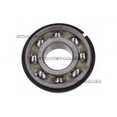 ball bearing w/ lip seal 6203.NR 17x40x12mm for Puch Maxi, Maxi P1