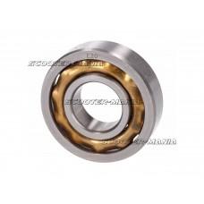 crankshaft ball bearing E20 w/ brass cage 20x47x12mm for Puch Maxi