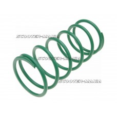 torque spring Malossi green -39% for Yamaha T-Max 500, 530
