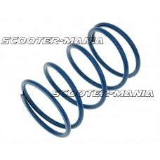 torque spring Malossi MHR blue +106% for Kymco, Honda, GY6