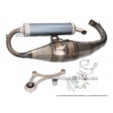 exhaust Malossi MHR C-One 70cc for Minarelli 50 LC