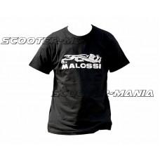 T-shirt Malossi black size M