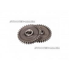 countershaft gear wheel set 34 teeth OEM for Minarelli AM6