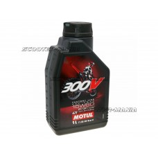 Motul engine oil 4-stroke 4T 15W60 300V Factory Line Road Racing 1 Liter