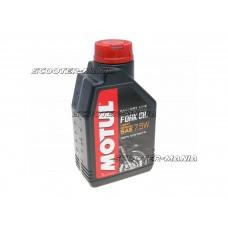 Motul fork oil Factory Line Road & Off Road light / medium 7.5W 1 Liter