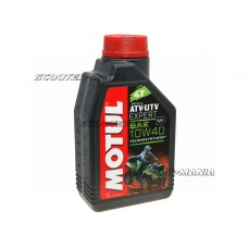 Motul engine oil 4-stroke 4T 10W40 ATV-UTV Expert 1 Liter