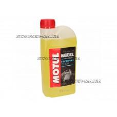 Motul Motocool Expert coolant anti-freeze anti-corrosion 1Liter