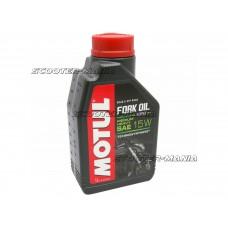 Motul fork oil medium / heavy 15W Expert TS 1 Liter