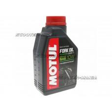 Motul fork oil medium 10W Expert TS 1 Liter